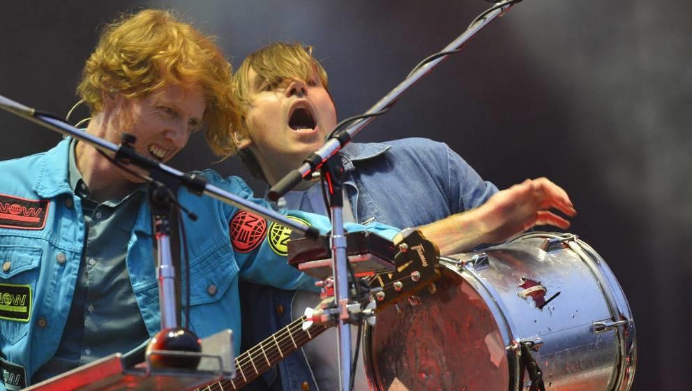 Arcade Fire auf dem Hurricane Festival