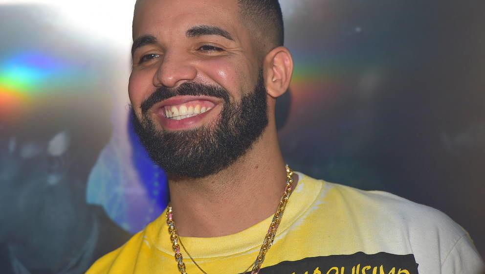 Drake, hier im Mai 2018 in Atlanta