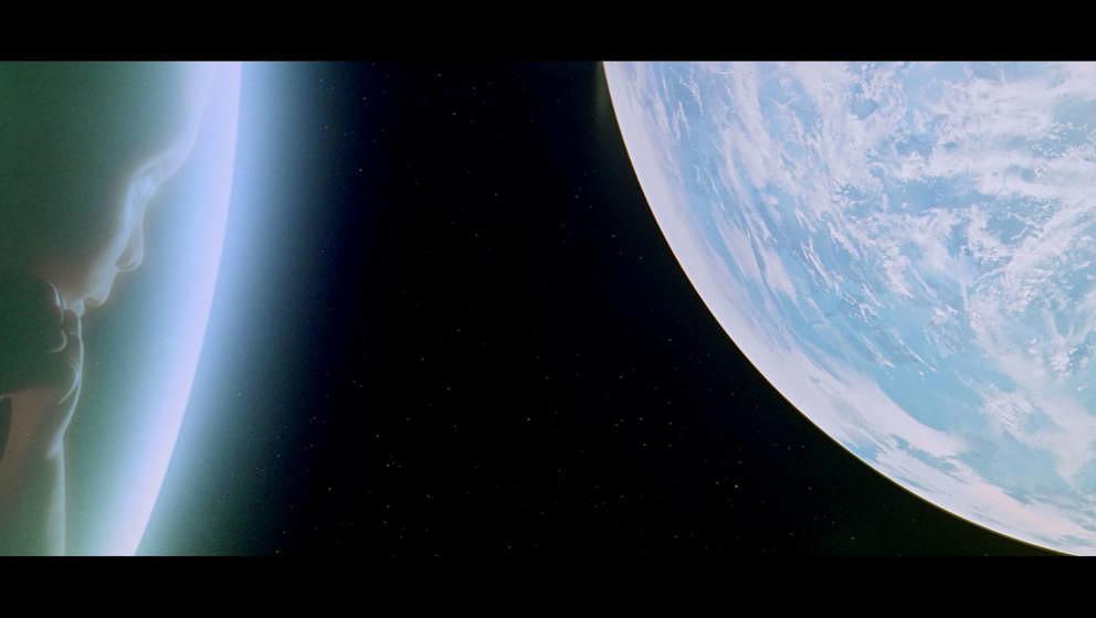 """Der Protagonist von """"2001"""" wird in der letzten Szene wieder zum Baby."""