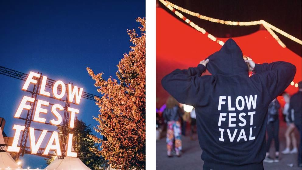 Die Cool Kids wissen es vielleicht selbst noch nicht, aber: Das 'Flow Festival' ist das mitunter lässigste Festival Europas.