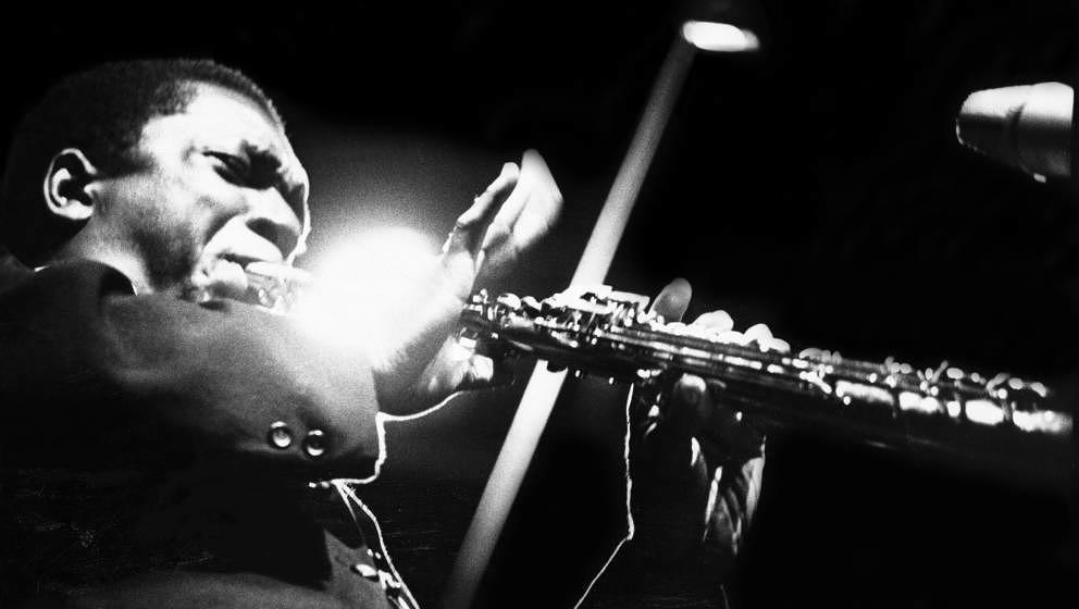 John Coltrane 1965 im Half Note Club in New York