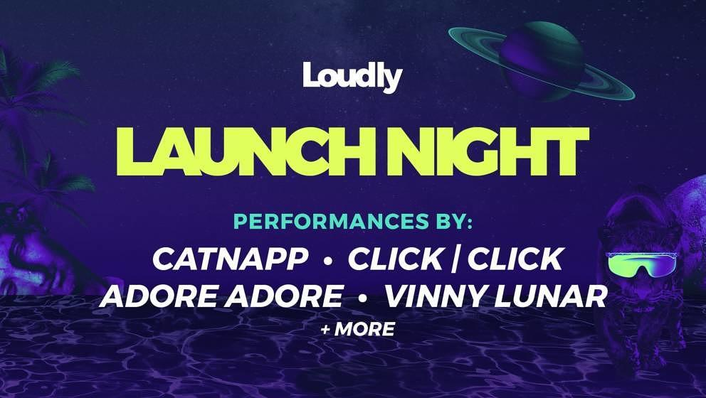 Loudly Launch Party in der Berliner Location Mein Haus Am See