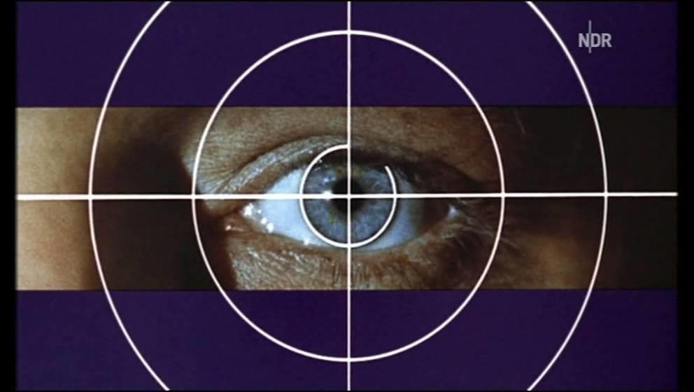"""Jeder kennt seine Augen, kaum wer seinen Namen: Horst Lettenmeyer drehte 1970 den Vorspann für den """"Tatort""""-Pilotfilm"""