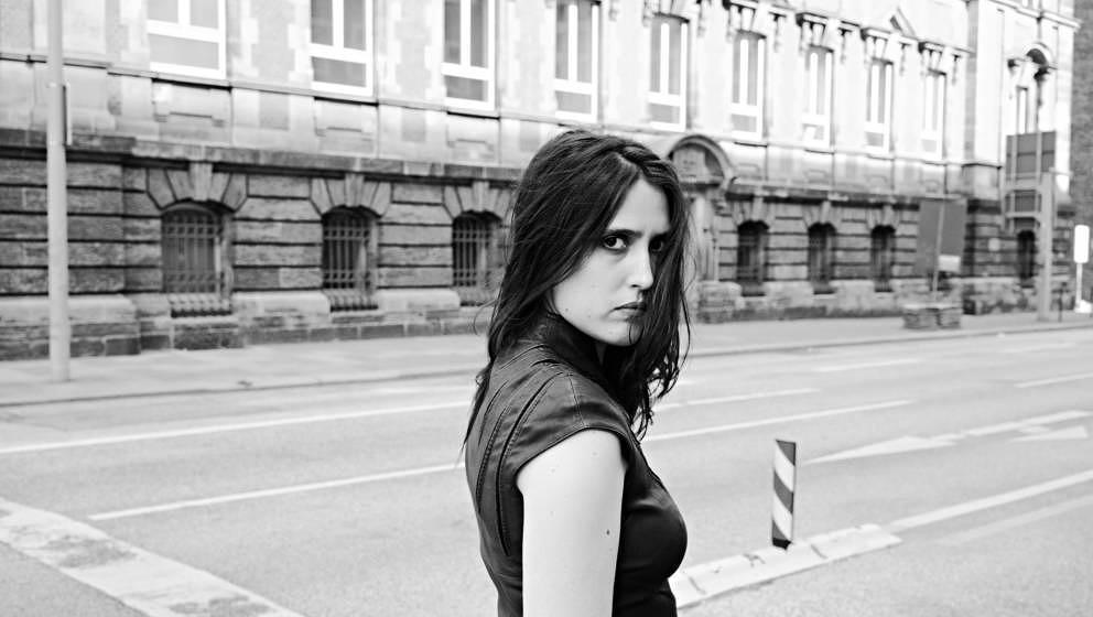 An dieser Frau kommt keiner mehr vorbei: Die Hamburger DJ und Produzentin Helena Hauff