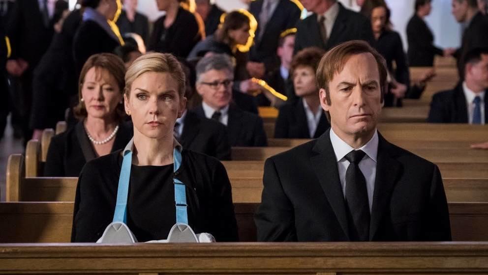 """""""Better Call Saul"""" geht in die vierte Staffel."""