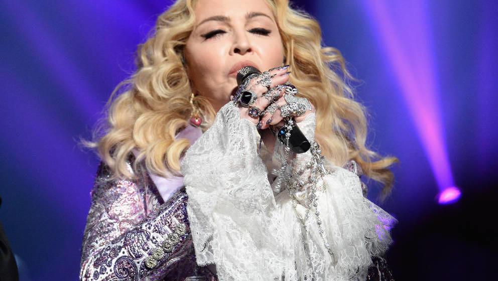 Hat sich von ihrer Wahlheimat Portugal musikalisch inspirieren lassen: Sängerin Madonna