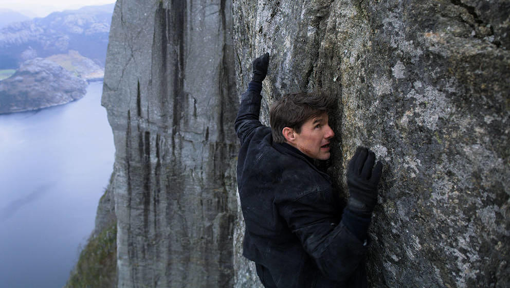 "Lebensmüde: Tom Cruise in ""Mission: Impossible – Fallout"""