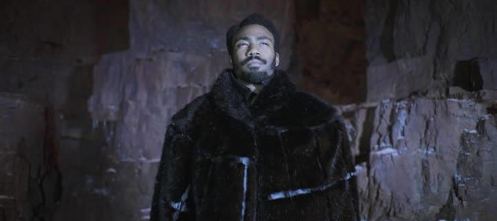 """Der schwarze """"Star Wars""""-Held: Im aktuellen Sternenkrieg-Spin-off spielt in Han Solos saulässigen, mit allen Wassern gewaschenen Schmuggler-Jugendfreund – einen der wenigen schwarzen Figuren im """"Star Wars""""-Kosmos"""