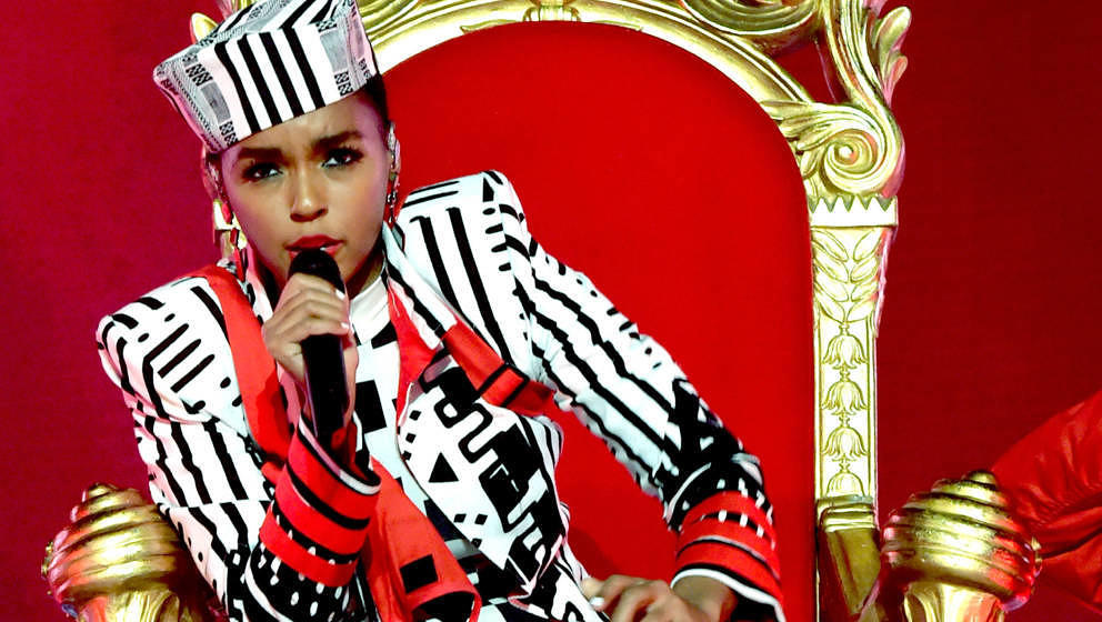 Queere Kings und Queens: Janelle Monáe
