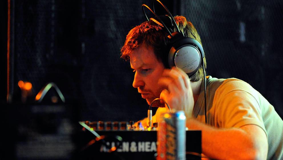 """Aphex Twin veröffentlicht seine neue EP """"Collapse"""""""