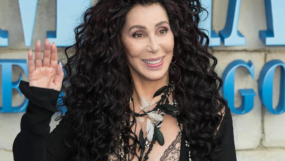 """Nach ihrem Auftritt mit """"Fernando"""" im Film """"Mamma Mia! Here We Go Again!"""" plant Cher ein ganzes ABBA-Cover-Album"""