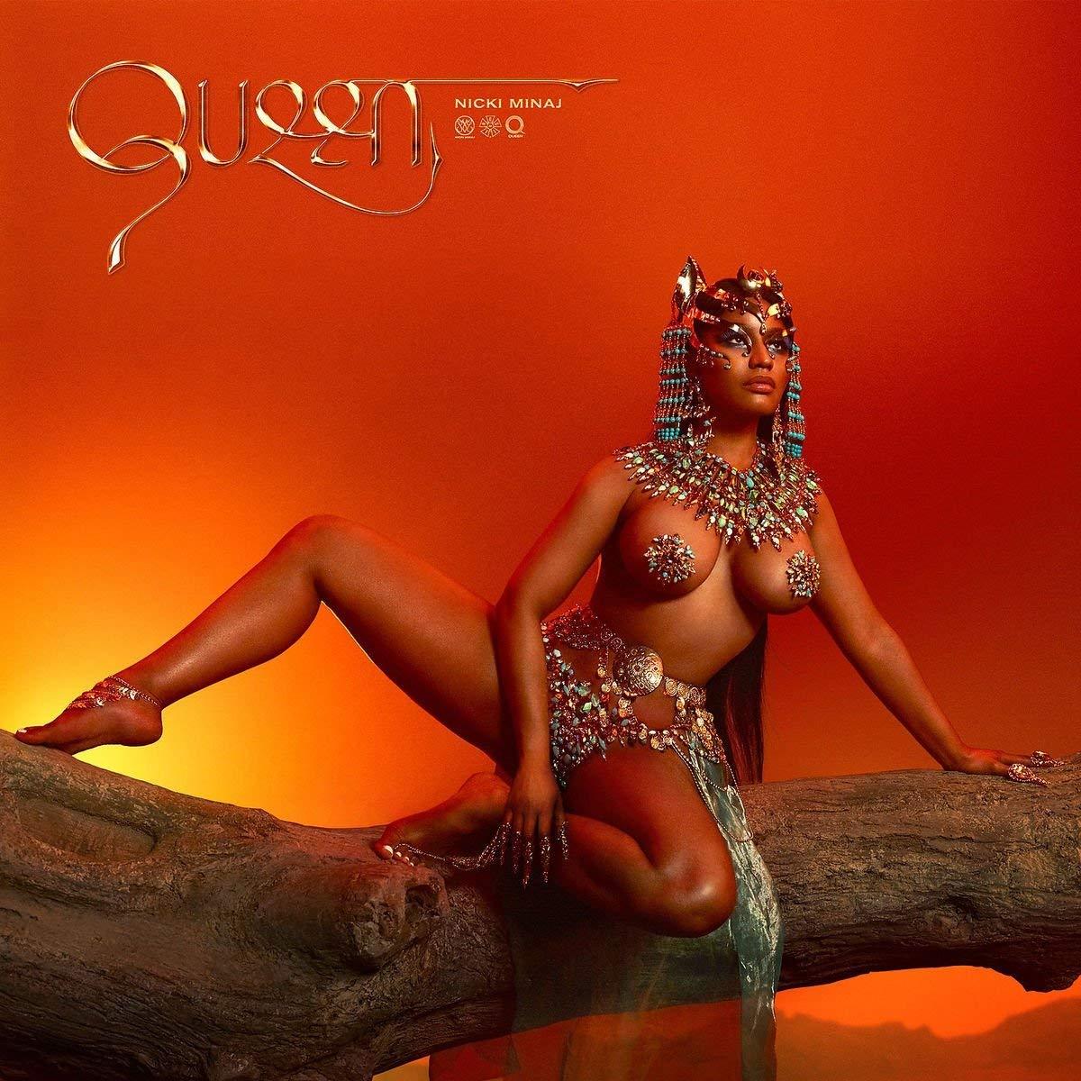 Nicki Minaj Queen Kritik Amp Stream Musikexpress