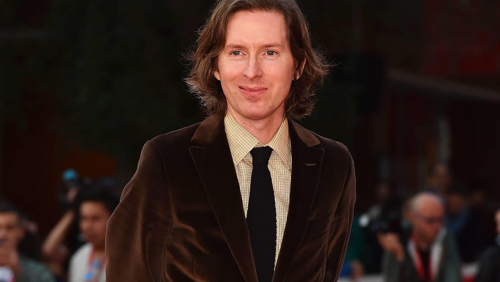 ROME, ITALY - OCTOBER 19:  Wes Anderson walks the red carpet during the 10th Rome Film Fest on October 19, 2015 in Rome, Ital