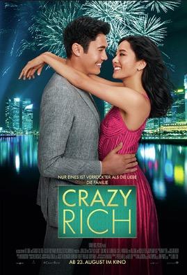 Crazy Rich Asians Deutsch