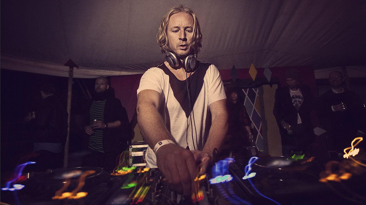 Helmut Geier ist als DJ Hell eine lebende Legende.