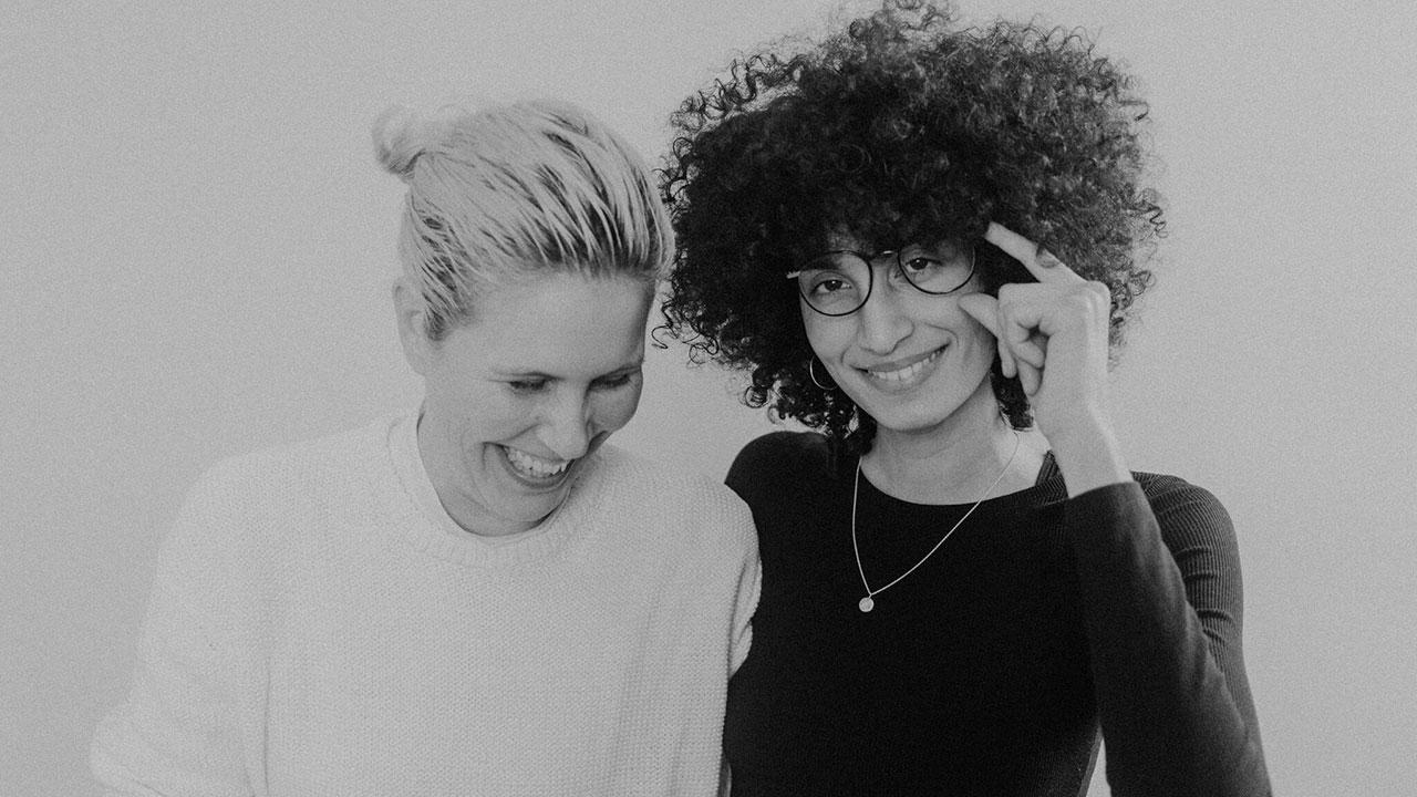 Sarah Farina und Johanna Grabsch setzen sich für Frauen in der Clubkultur ein.
