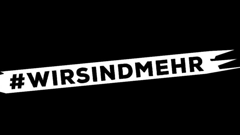"""""""Wir sind mehr"""" heißt das Konzert in Chemnitz, mit dem gegen Faschismus und für Demokratie demonstriert wird."""