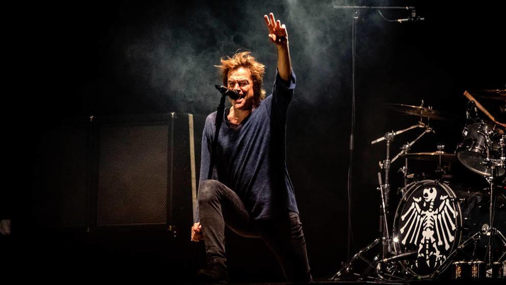 Campino und Die Toten Hosen am 3. September 2018 in Chemnitz