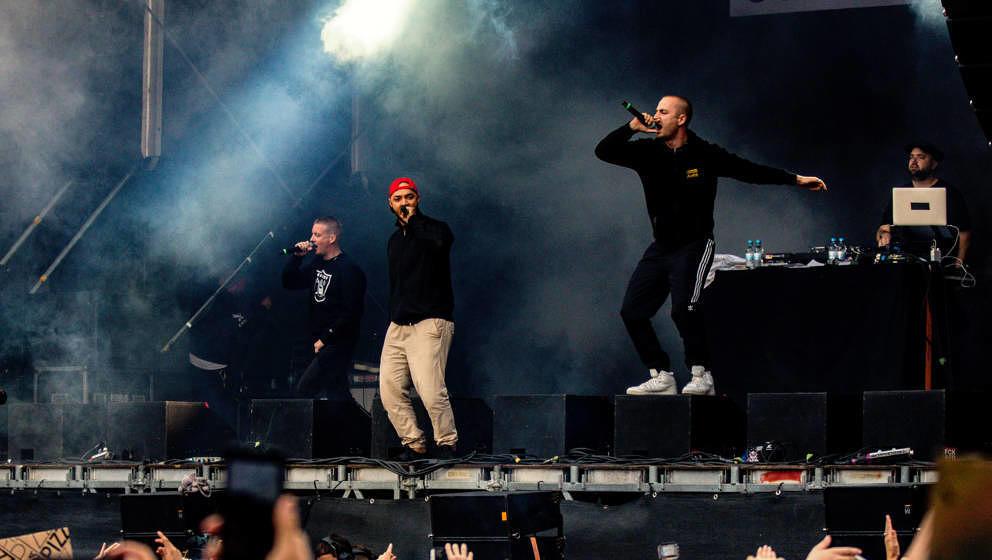 K.I.Z. live