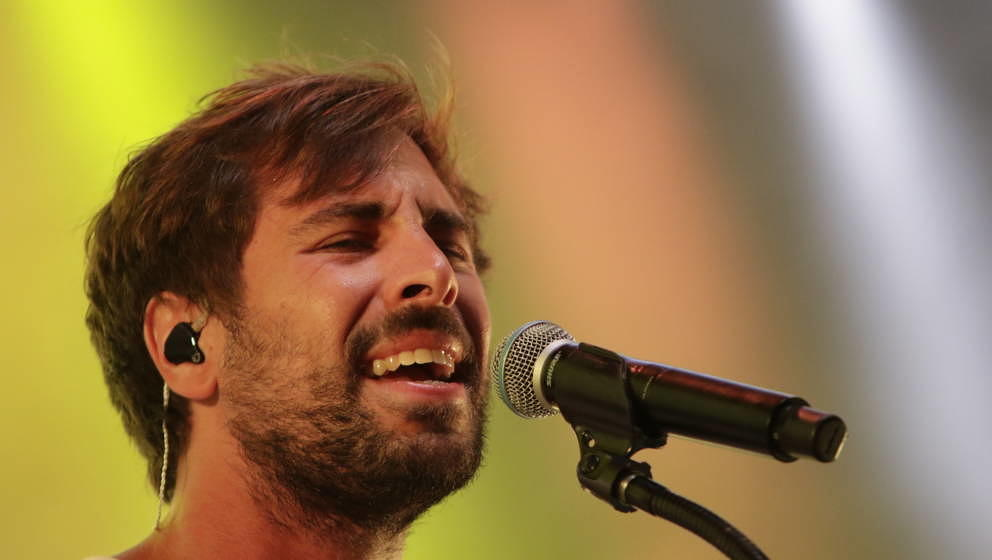 Max Giesinger im Juni 2018 live in Worms