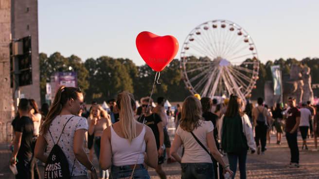 Lollapalooza: Heute startet das viertägige Online-Festival