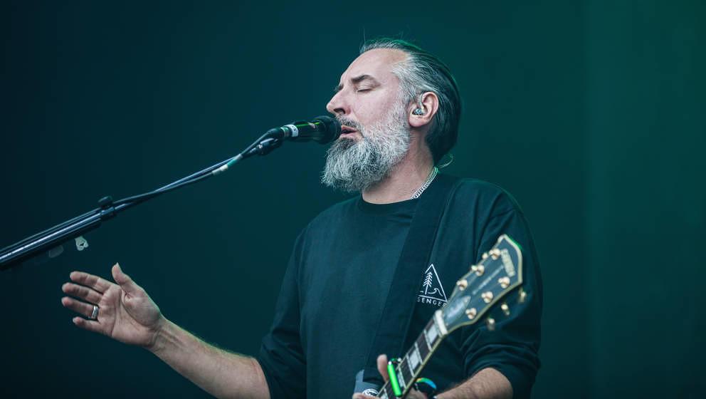 Fink beim Lollapalooza Berlin 2018