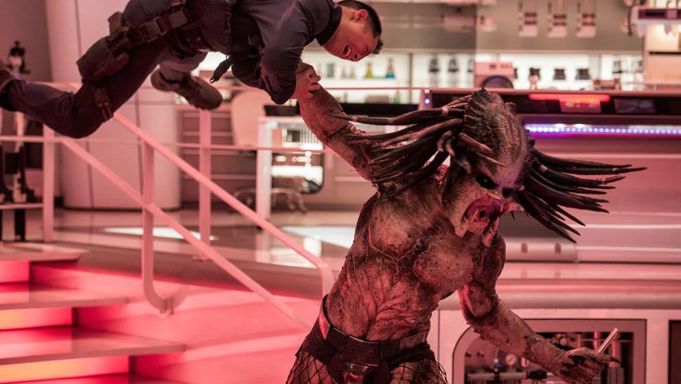Im Labor erwacht: Wissenschaftler denken, dass sie den Predator unter Kontrolle behalten können. Töricht.