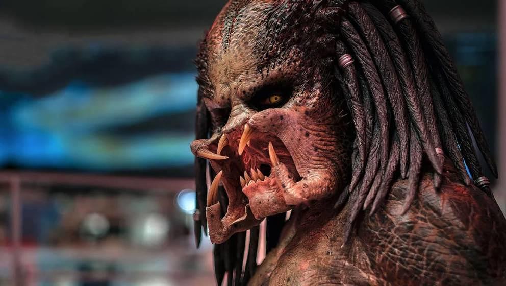 Ikonisches Design: Der Predator tauchte das erste Mal 1987 in den Kinos auf.