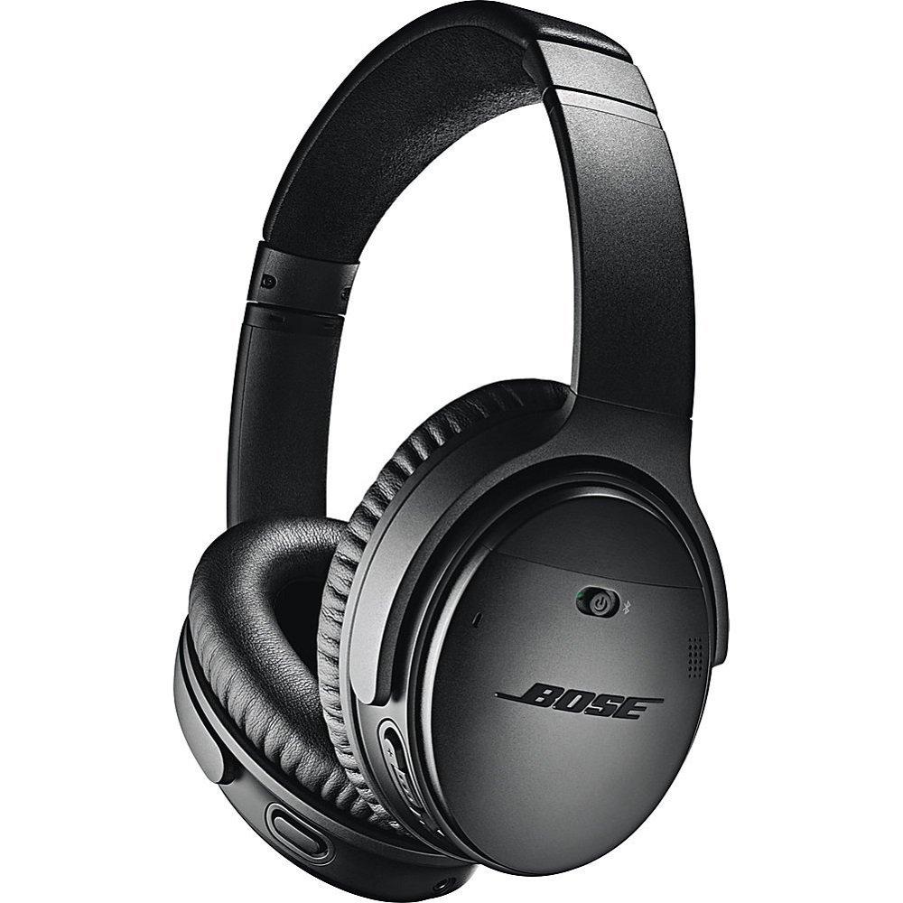 Der Bose QuietComfort 35 II Wireless sorgt für Stille zum Mitnehmen.