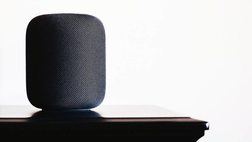 Der HomePod von Apple