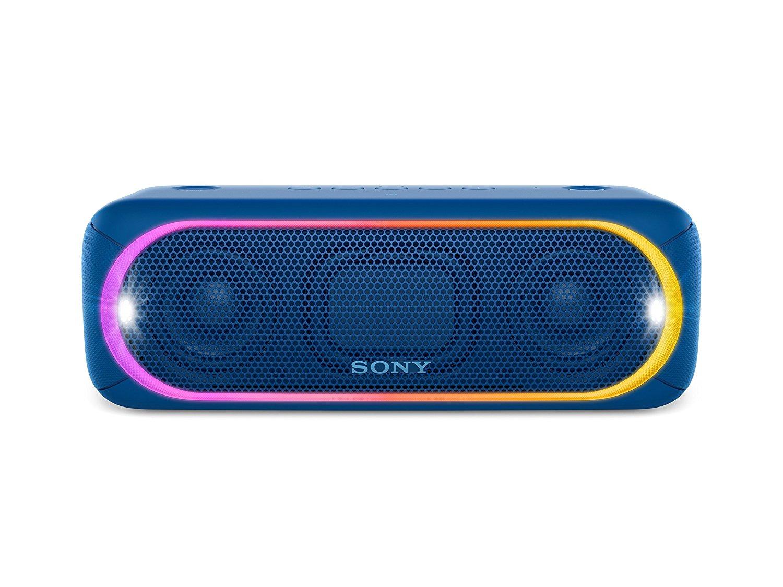 """Mit dem """"Sony SRS-XB30"""" fallt Ihr definitiv auf auf dem Campingplatz."""