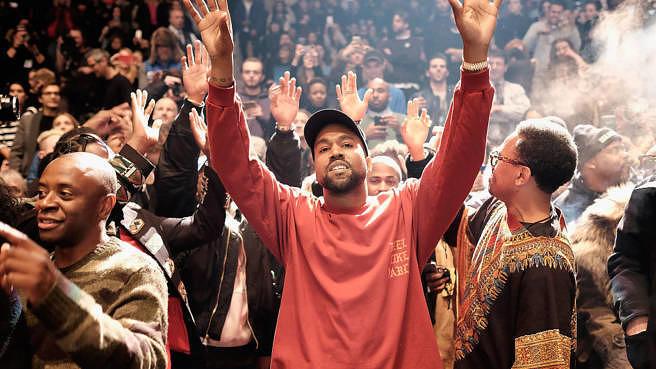 Kanye West: Das sind die 5 erfolgreichsten Alben des US-Rappers