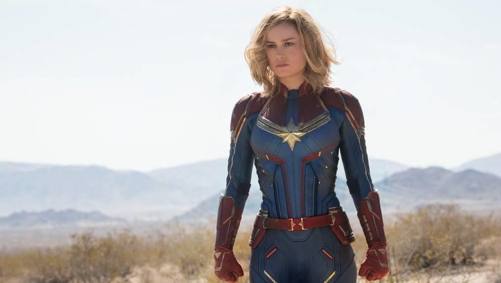 Captain Marvel wird von Brie Larson gespielt.