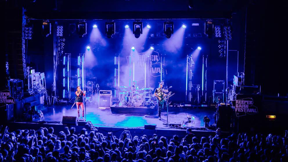 Muse beim Reeperbahn Festival 2018