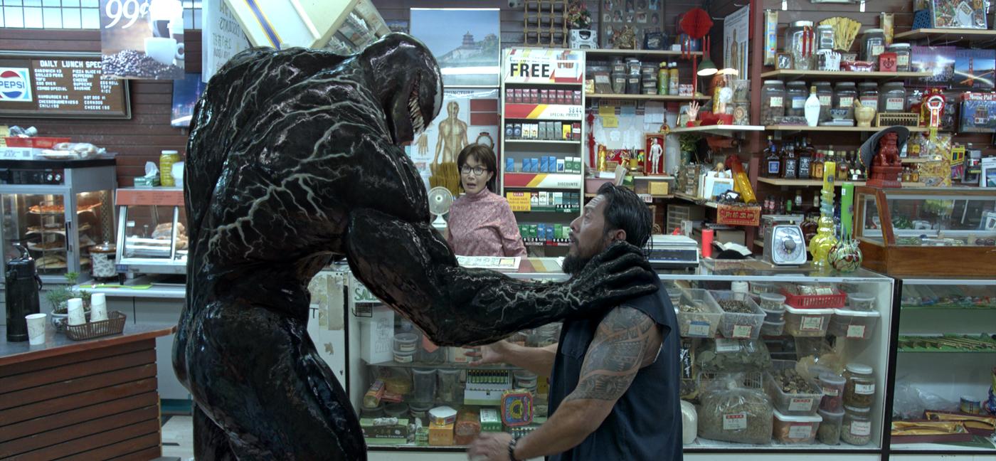 Venom Kritik