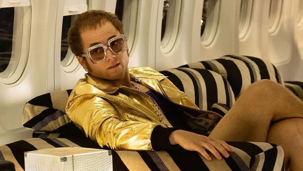Taron Egerton als Elton John