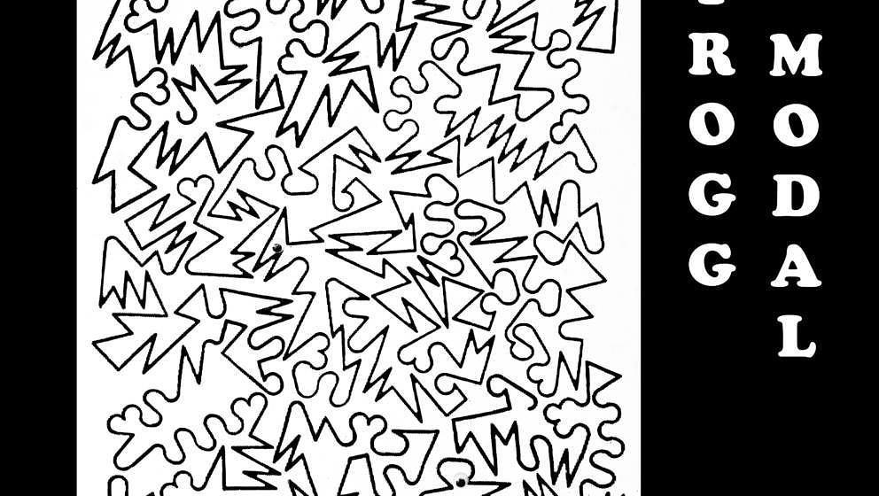 Eric Copeland Album Cover TROGG MODAL VOL. 1 2018