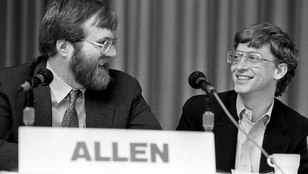Der Microsoft-Mitbegründer, Geschäftsmann und Kunstsammler Paul Allen starb am 15. Oktober 2018 mit 65 Jahren in Seattle an den Folgen von Lymphdrüsenkrebs. Er gehörte zu den reichsten Menschen der Welt.