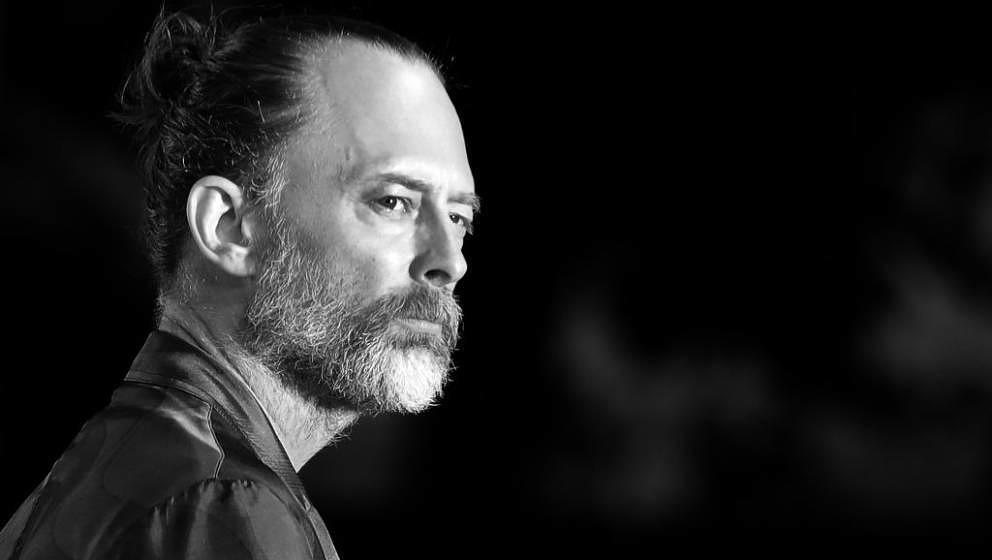 """Thom Yorke bei der """"Suspiria'-Vorführung anlässlich des Venice Film Festivals 2018."""