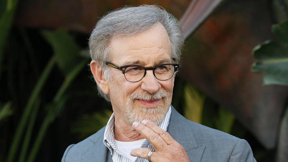 Wer hätte gedacht, dass das Klarinettespielen auch zu Steven Spielbergs Talenten zählt.