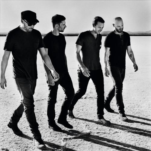 Coldplay sind nicht nur eine der größten Bands der Welt, sondern nun auch Kinostars