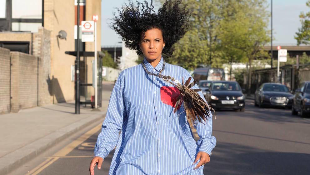 Entschlossen gegen die Missstände unserer Zeit: Neneh Cherry