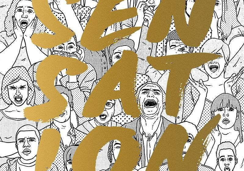 Sensations - Albumcover von OK Kid, 2018