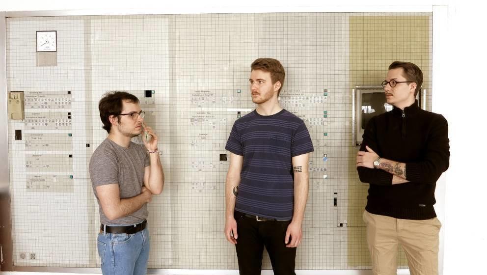Nuage & Das Bassorchester kommen aus Bergkamen und spielen knochentrockenen Post-Punk