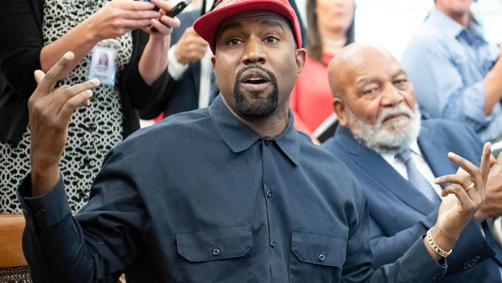 Kanye West biedert sich weiter der US-amerikanischen Neo-Rechten an