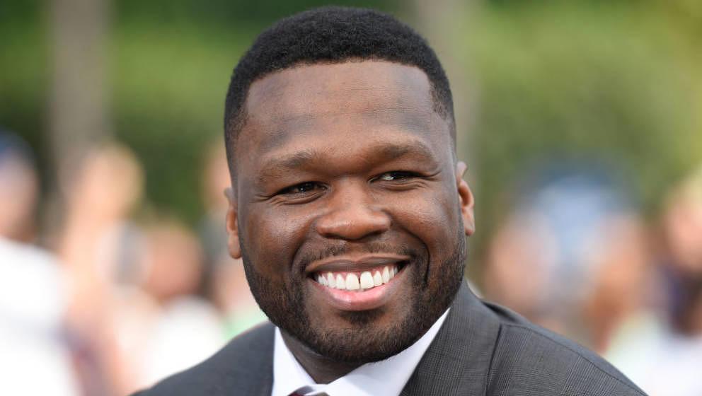 Hat gut lachen: 50 Cent