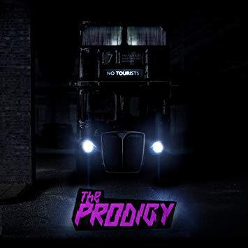 Albumcover The Prodigy 2018