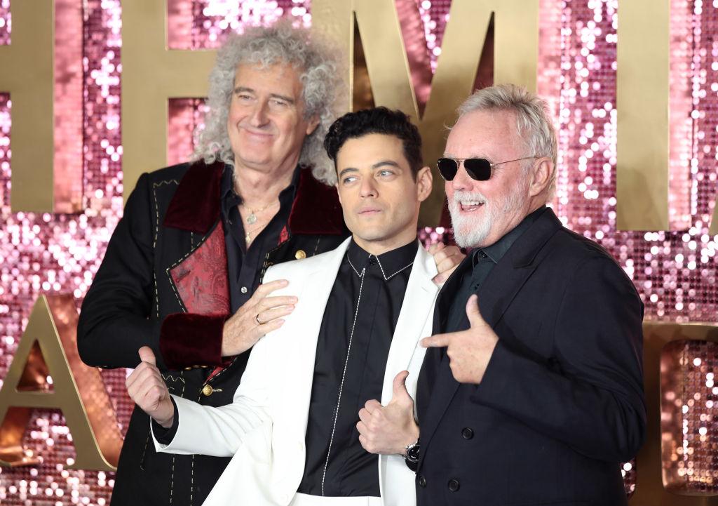 "Brian May sagt, Queen haben ""keinen Penny"" am ""Bohemian Rhapsody""-Film..."