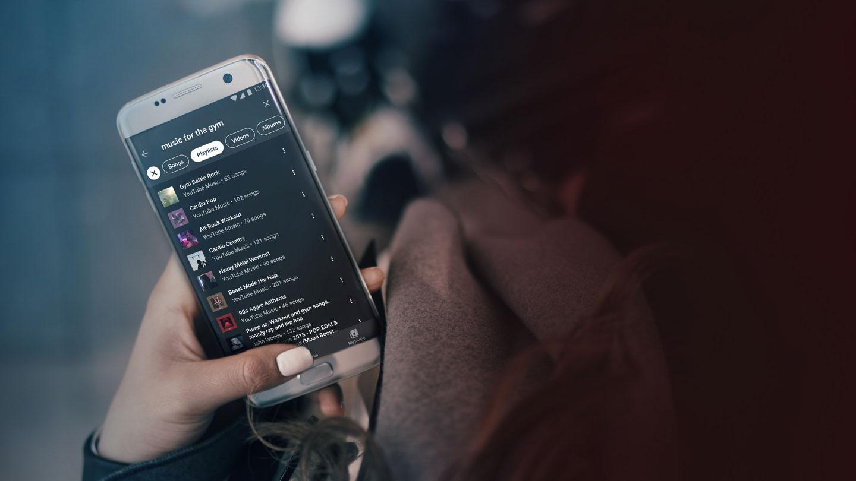 Mit YouTube Music findet Ihr mühelos neue Musik