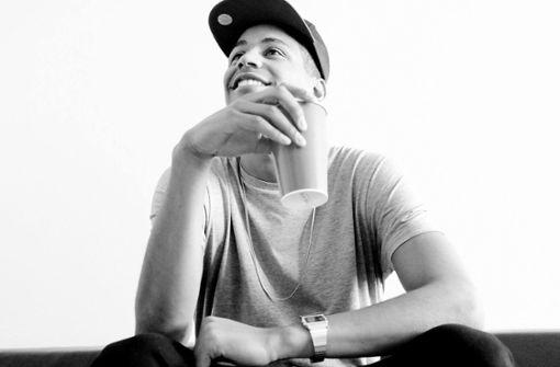 Rapper Samson Wieland wurde nur 27 Jahre alt.